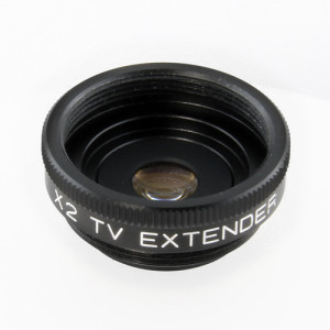 Image of two times magnifying rear converter